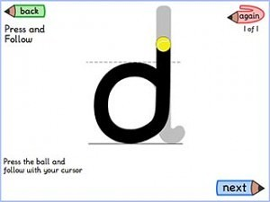 Letter and Number Formation