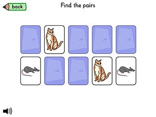Find the Pairs (Pelmanism)